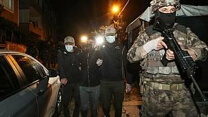 İstanbul'da terör örgütü TKP/ML yönelik operasyon düzenlendi