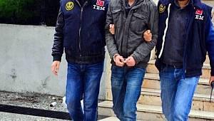 Kilis'te PKK/YPG'li terörist yakalandı