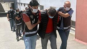 Silah kaçakçılarının lideri öğretmen çıktı, uzaktan eğitimi fırsat bildi