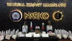 İstanbul'un 11 ilçesinde Narkotik ekiplerince uyuşturucu operasyonu gerçekleştirildi