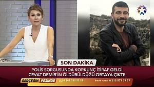 Mersin Polisi 6 aydır Haber Alınamayan Cevat DEMİR olayını çözdü