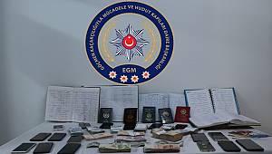 Yalova merkezli 4 ilde düzenlenen 'Göçmen Kaçakçılığı' operasyonunda 18 kişi gözaltına alındı