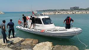 Antalya'da denizde kaybolan 15 yaşındaki çocuğun cansız bedenine ulaşıldı