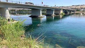 Birecik Fırat Nehrinde cansız erkek bedeni bulundu