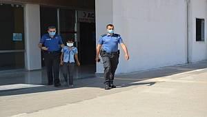 Gaziantep'te kaybolan çocuk polis ekiplerince ailesine teslim edildi