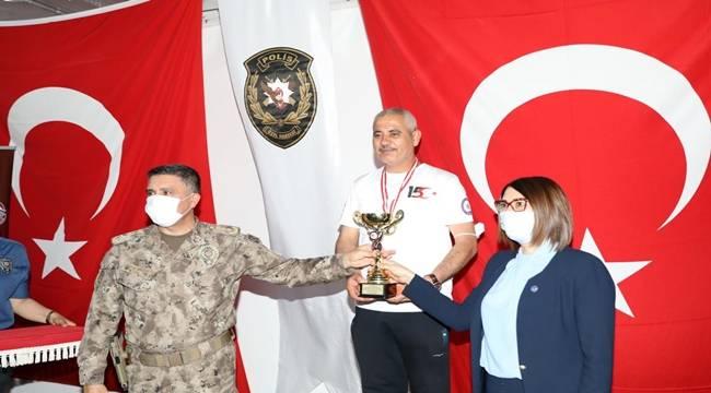 Gaziler Okçuluk Müsabakası Ankara'da düzenlendi
