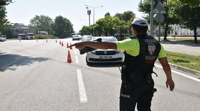Ülke Genelinde Eş Zamanlı Trafik ve Motosiklet Uygulaması Gerçekleştirildi