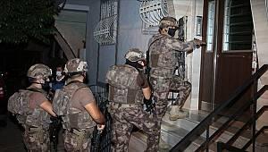 Ankara'da terör örgütü MLKP operasyonunda 23 şüpheli gözaltına alındı
