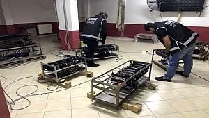 İstanbul'da kripto para operasyonunda 84 cihaz daha ele geçirildi