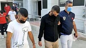 Mersin'de sosyal medya üzerinden bir vatandaşı dolandırmaya çalışan 5 kişi yakalandı