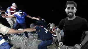Muş'ta Ekipler, Murat Nehri'ne giren gencin cansız bedenine saatler sonra ulaşabildi