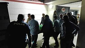 Şanlıurfa'da yol verme kavgasında 1 kişi öldü, 1 kişi yaralandı.