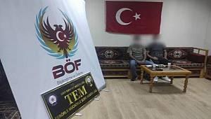 Siirt'te güvenlik güçlerinin ikna çalışmaları sonucu 1 PKK'lı terörist teslim oldu