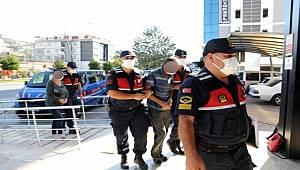 Antalya'da jandarmadan fuhuş operasyonu 2 gözaltı
