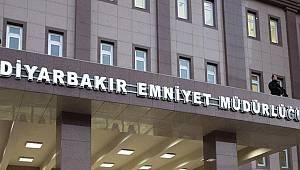 Diyarbakır Emniyet Müdürlüğü'nden PKK kurye ve işbirlikçi yapılanmasına darbe