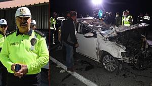 Emniyet Müdürü ve Oğlu Kazada Hayatını Kaybetti