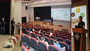 Gaziantep Siber ekipleri SİBERAY Projesi kapsamında 300 öğrenciyi bilgilendirdi