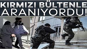 INTERPOL tarafından aranan Rus uyruklu DAEŞ militanı kadın, Ankara'da yakayı ele verdi