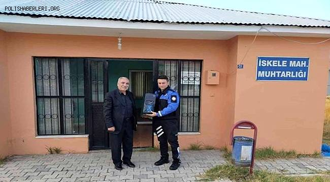 Van polisi muhtarların talebine kayıtsız kalmadı