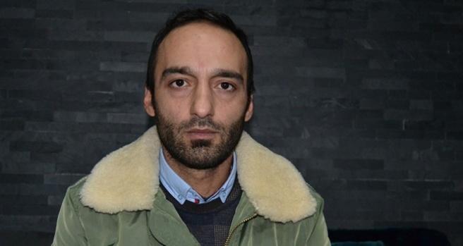Almanya'da polisler bir Türkü darp etti
