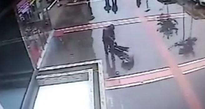 Batman'daki cinayet güvenlik kameralarına yansıdı