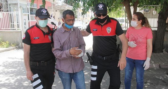 Hastane önlerindeki zorba dilencilere vatandaş isyan etti, polis topladı
