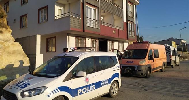 Başakşehir'de yayılan kötü koku nedeniyle polis ve AFAD alarma geçti