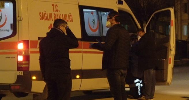 Hastaneden kaçan korona virüs şüphelisini polis yakaladı