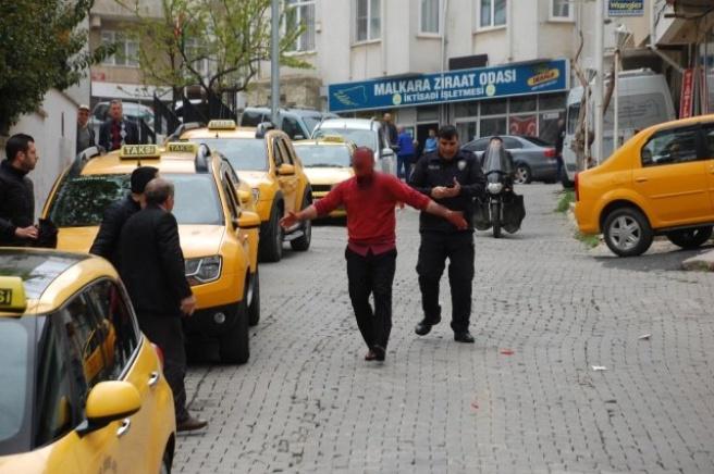 Şehrin Göbeğinde Korkutan Kavga: Kanlar İçinde Kaldı