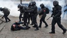 AB'den ikiyüzlü politika: Fransız polisini kınamadılar