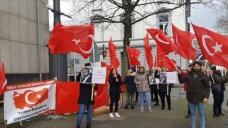 Almanya'da, Hamit Paksoy'un polis kurşunuyla yaşamını yitirmesi protesto edildi
