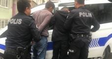 Beyoğlu'nda hırsızları apartmana kilitleyip polislere teslim etti