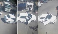 Film gibi operasyon: Polis durdurmak için...
