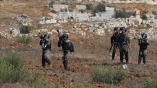 İsrail polisi Filistinli genci sebepsiz yere plastik mermiyle vurmuş