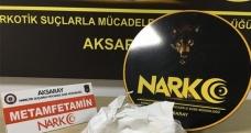 İstanbul'dan Niğde'ye uyuşturucu sevkiyatını Aksaray polisi engelledi
