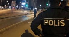 Polisin 'Dur' ihtarına uymayan ehliyetsiz sürücü sevgili ile dehşet saçtı
