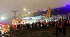 Sabiha Gökçen Havalimanı'na giderken kaza geçiren 5 polis yaralandı - Haber