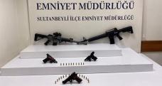 'Silahlı' 23 Nisan kutlamasına polis dur dedi