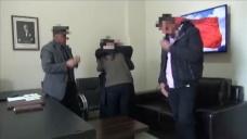 Van'da polisin ikna çalışmasıyla teslim olan 2 terörist ailelerine kavuştu